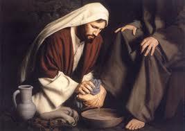 Jesus humility